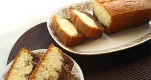 کیک کره ای فشرده خوشمزه