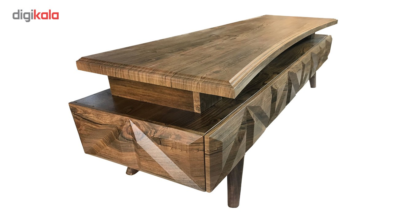 میز ال سی دی جدید میز تلویزیون مبل مال مدل کاسپین