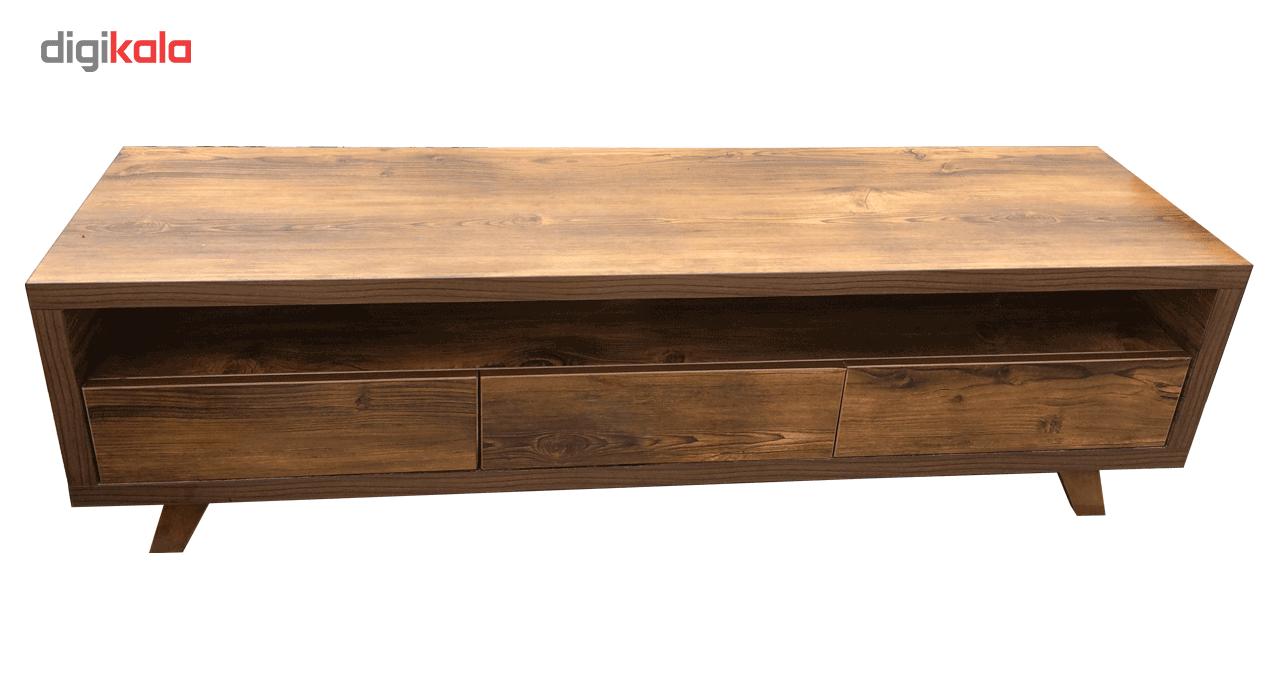 میز تلوزیون چوبی فیپو مدل صوفیا2017