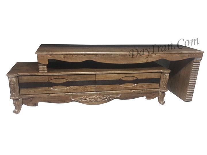 میز تلوزیون چوبی Z116