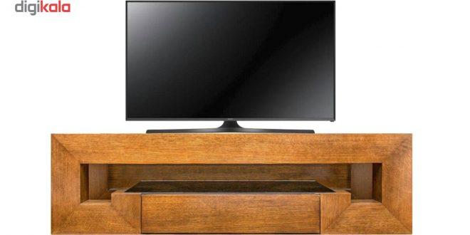 میز تلوزیون چوبی