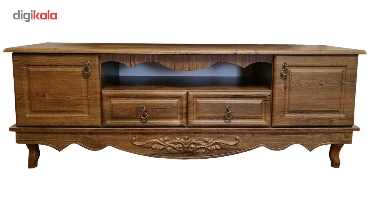 میز تلوزیون چوبی کاج چوب مدل Z111