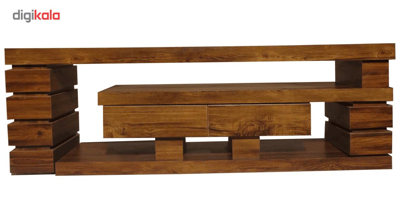 میز ال سی دی جدید میز تلویزیون آرامیس مدل تچرا 140