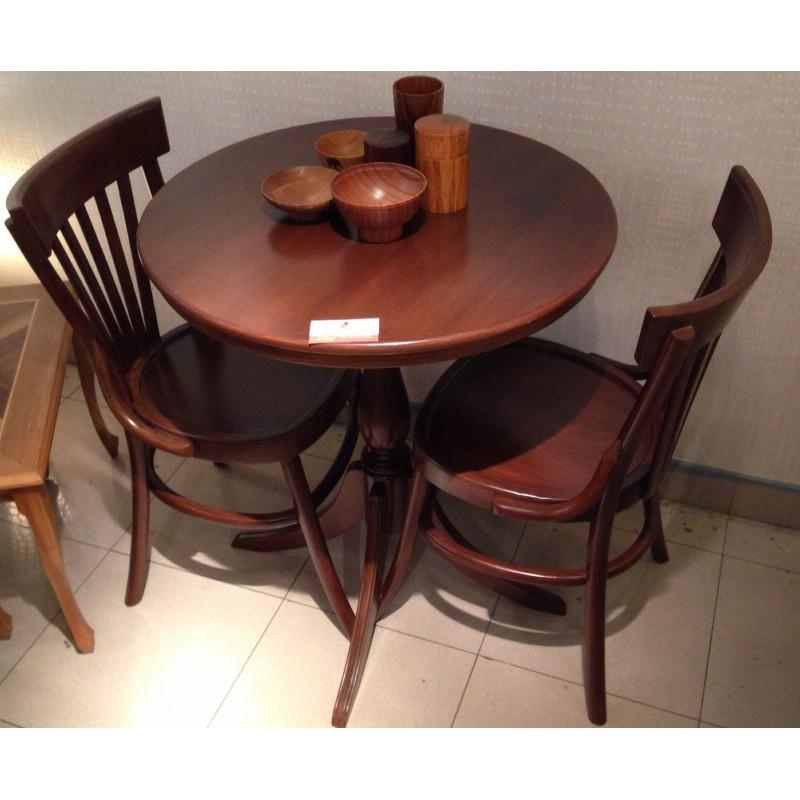 انواع میز گرد تزیینی