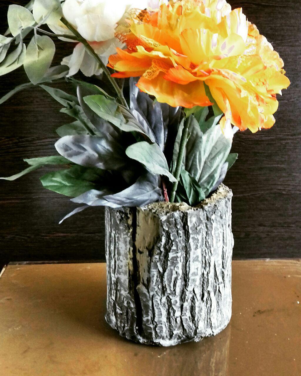 گلدان دکوری