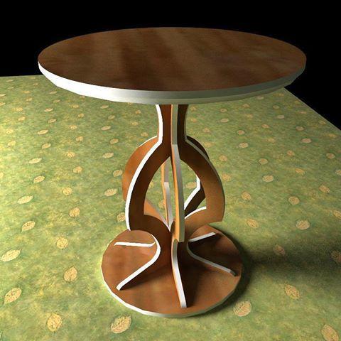 انواع میز خاطره