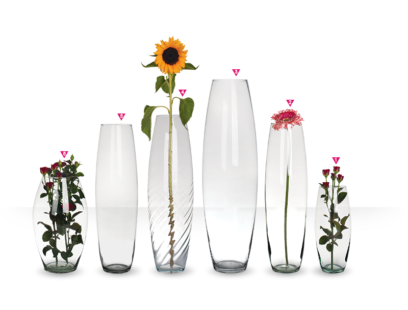 گلدان بلند