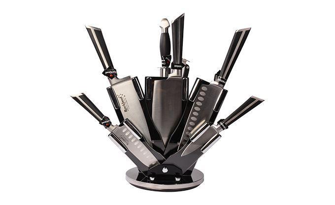 بهترین ست چاقوی آشپزخانه