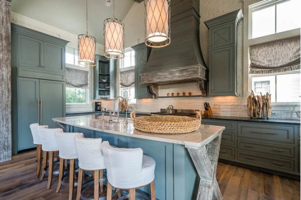 لوستر آشپزخانه کوچک