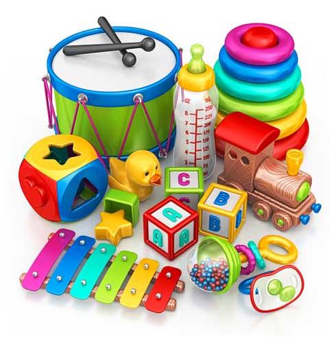 اسباب بازی بچه ها