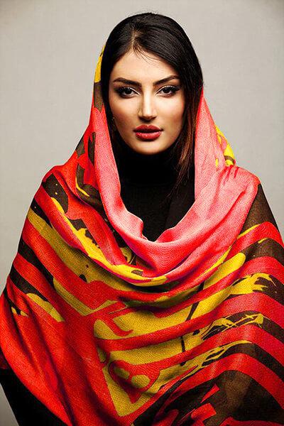 بازار شال و روسری 9