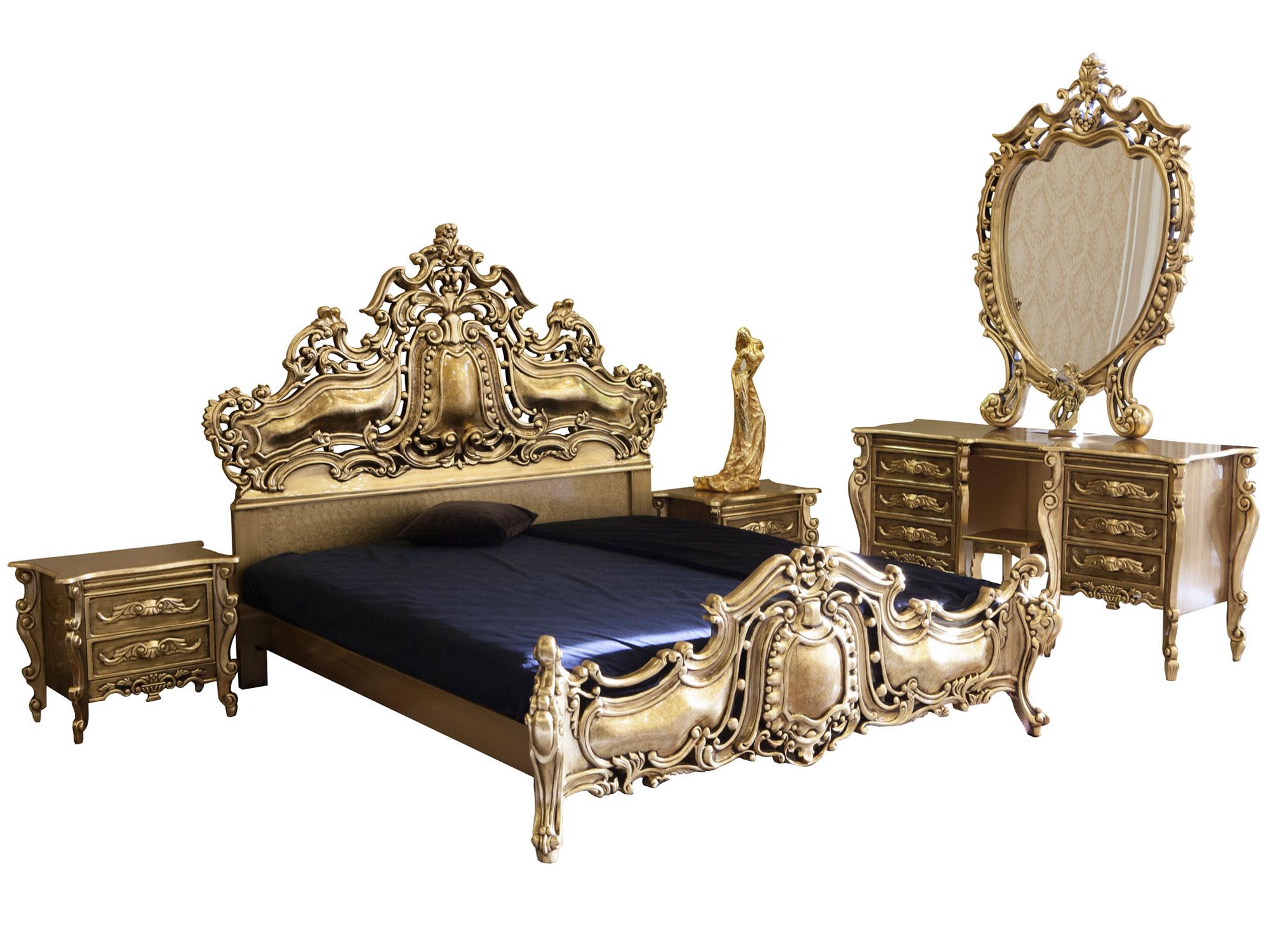 سرویس خواب منبت طلایی