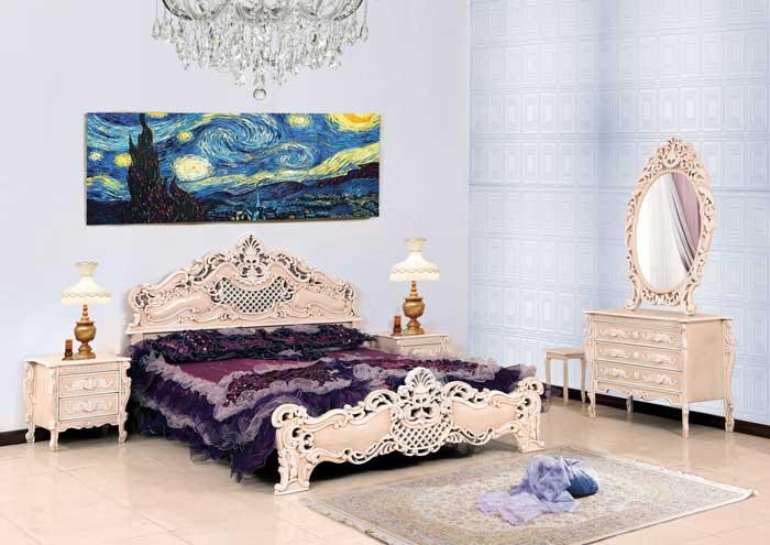 تختخواب سلطنتی