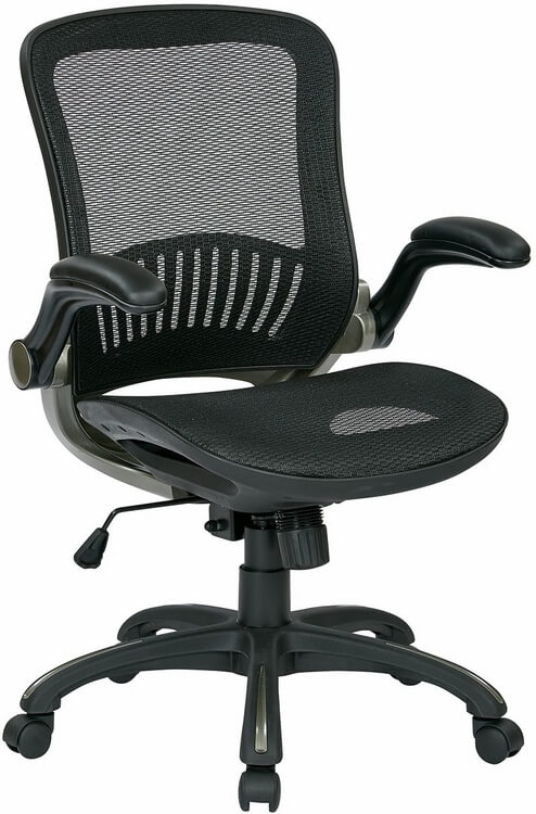 صندلی دسته دار کامپیوتر