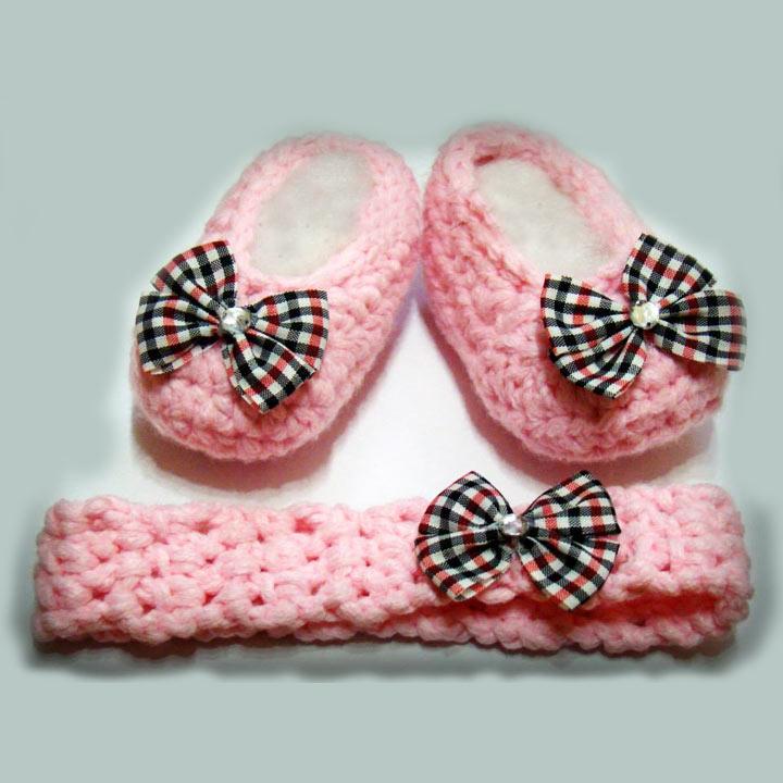ست کفش نوزاد