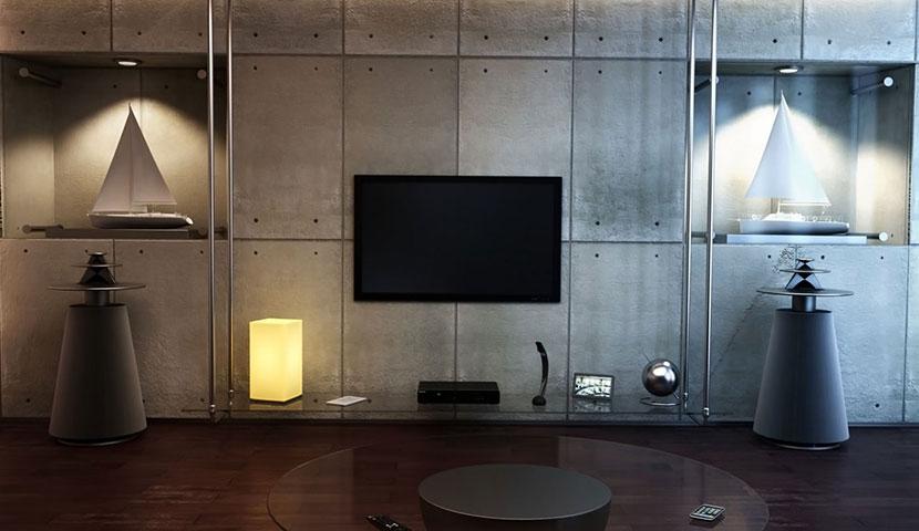 طرح های جدید میز تلویزیون 25