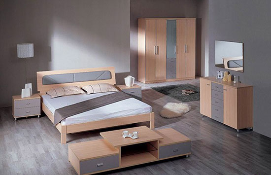 تخت خواب مدرن