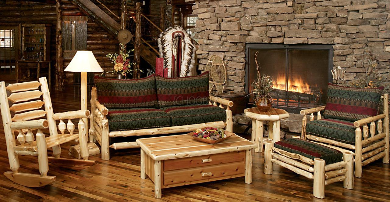 چوب مورد استفاده در مبل