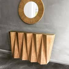 آینه کنسول ساده و اسپرت
