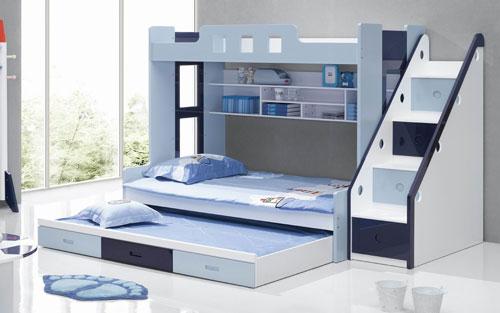 تخت خواب دو طبقه