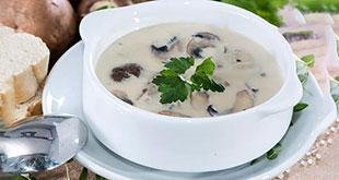 سوپ شیر مجلسی