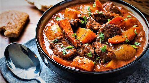 خورش هویج